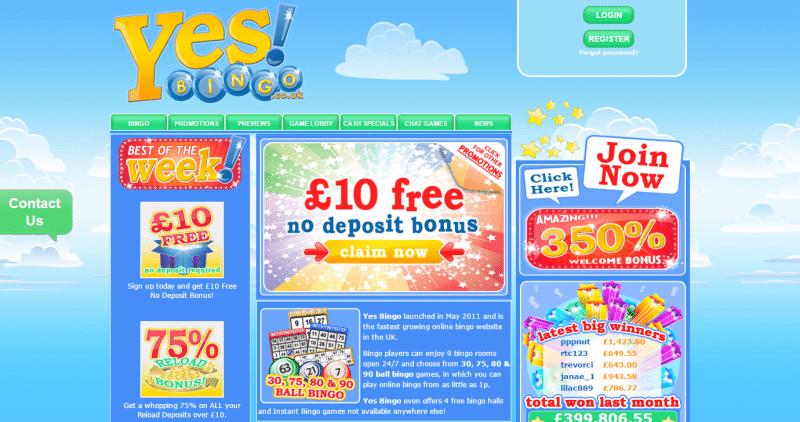 No deposit 90 ball bingo free 10 pound no deposit bingo