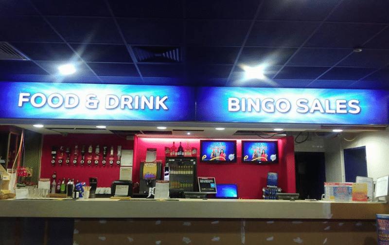 Casino on phone