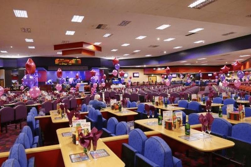 Mecca bingo bingo