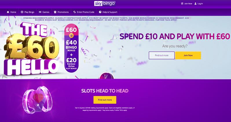 Bingo sky no deposit bonus codes wild and loose slot machine