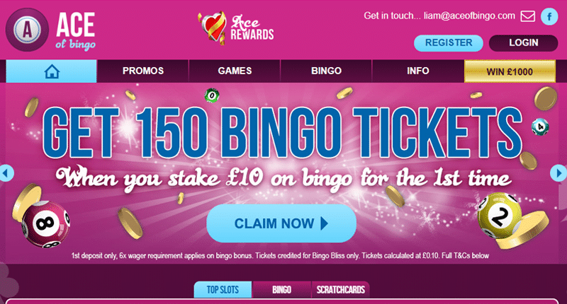 Ace of Bingo