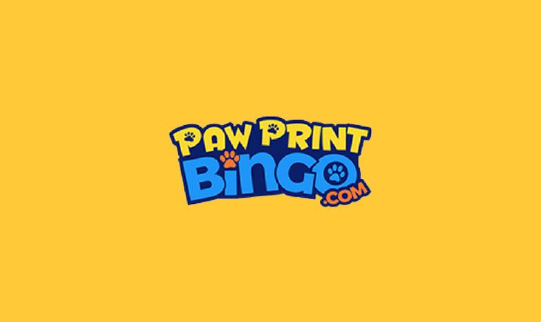 Paw Print Bingo